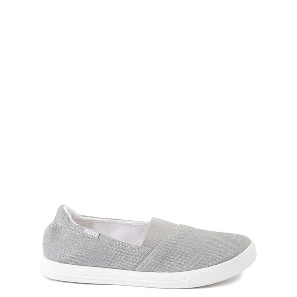 Roxy Danaris Slip On Casual Shoe - Little Kid / Big Kid - Gray