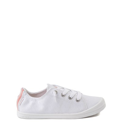 Main view of Roxy Bayshore Casual Shoe - Little Kid / Big Kid - White
