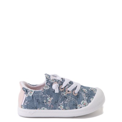 Main view of Roxy Bayshore Casual Shoe - Toddler - Denim / Floral