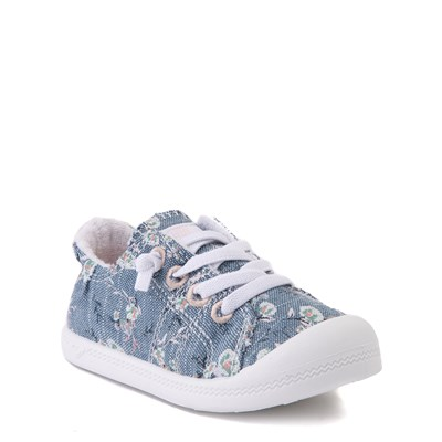 Alternate view of Roxy Bayshore Casual Shoe - Toddler - Denim / Floral