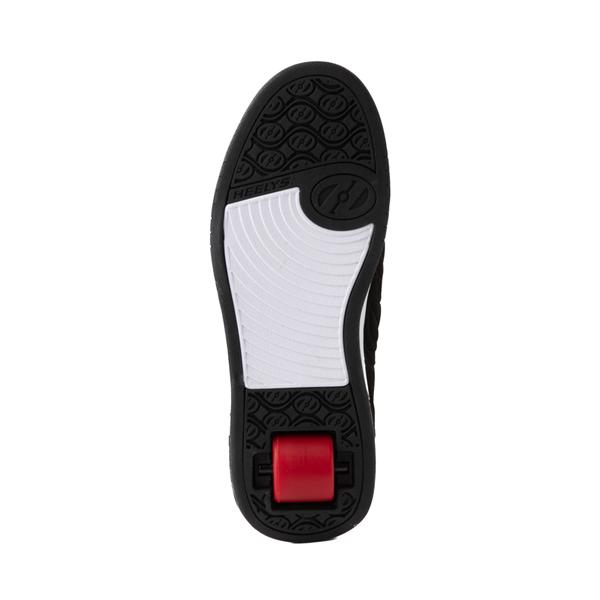 alternate view Mens Heelys Voyager Skate Shoe - Red / BlackALT3