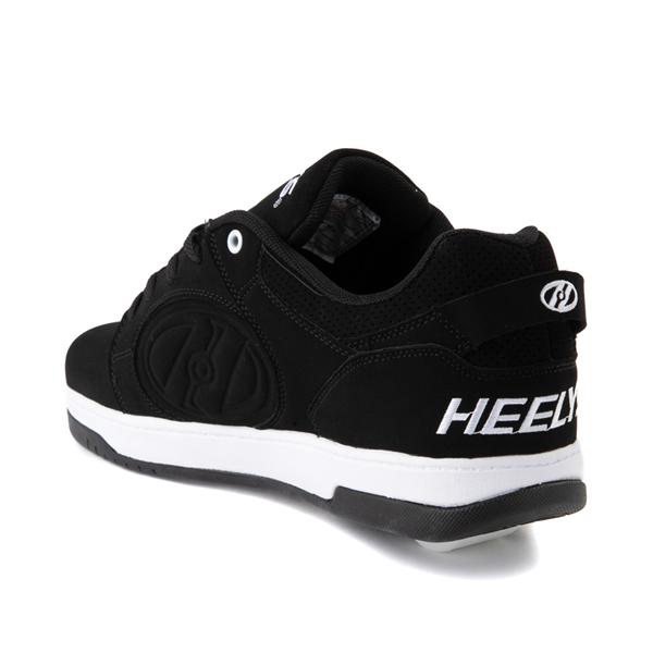 alternate view Mens Heelys Voyager Skate Shoe - BlackALT1