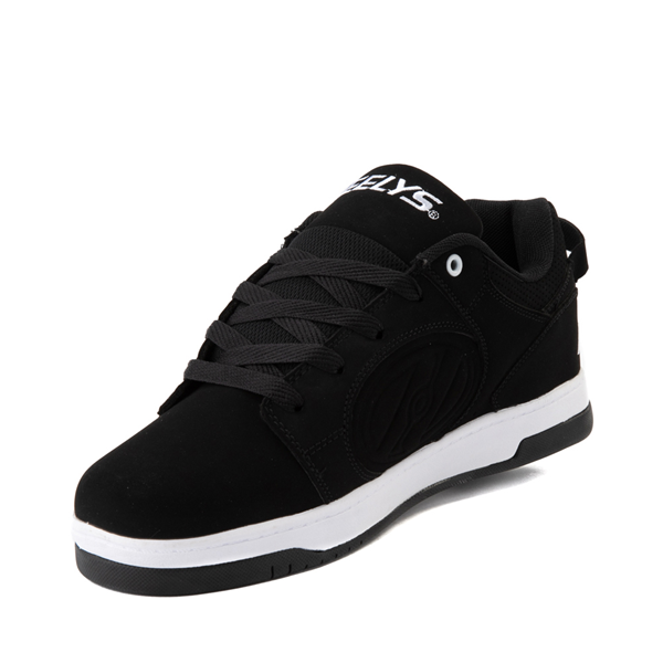 alternate view Mens Heelys Voyager Skate Shoe - BlackALT2