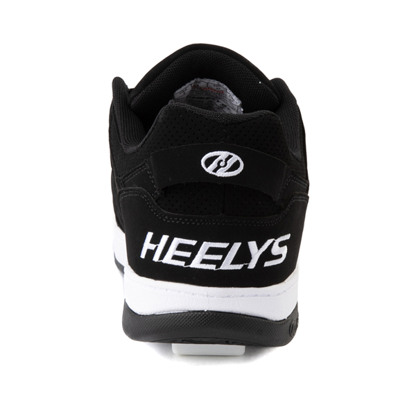alternate view Mens Heelys Voyager Skate Shoe - BlackALT4