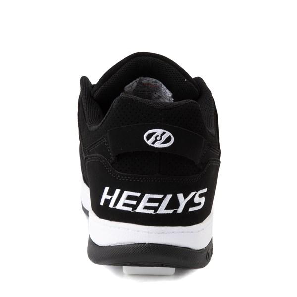 alternate view Mens Heelys Voyager Skate Shoe - Black / WhiteALT6