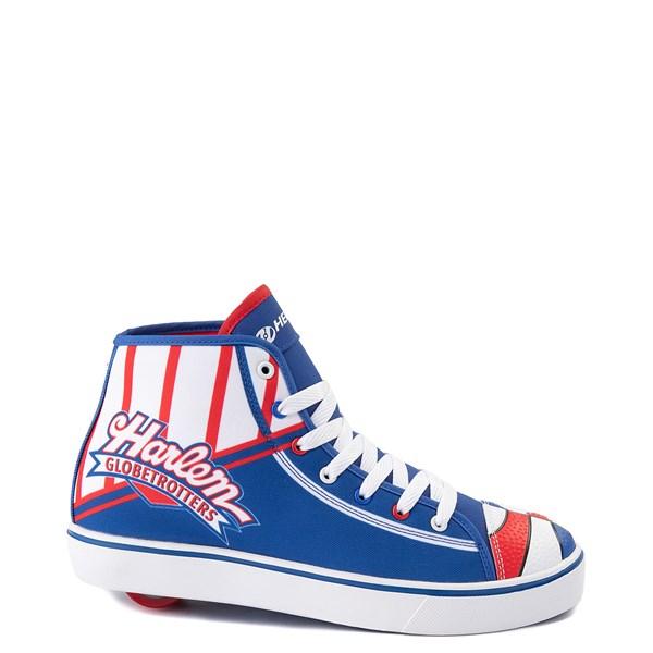 Mens Heelys Hustle Harlem Globetrotters Skate Shoe - Red / White / Blue