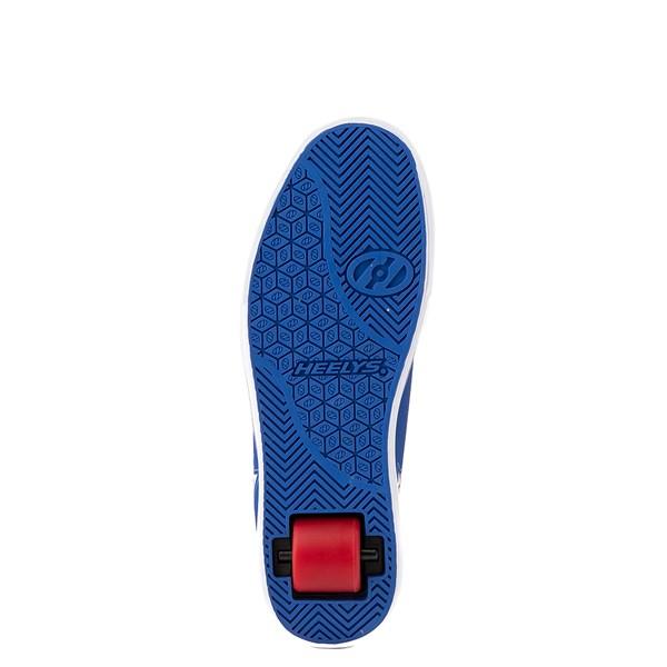 alternate view Mens Heelys Hustle Harlem Globetrotters Skate Shoe - Red / White / BlueALT5
