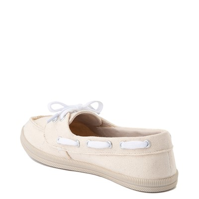 Alternate view of Womens Rocket Dog Meer Slip On Casual Shoe - Natural