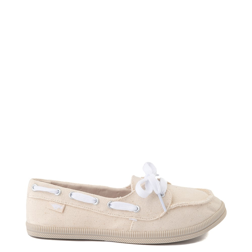 Womens Rocket Dog Meer Slip On Casual Shoe - Natural
