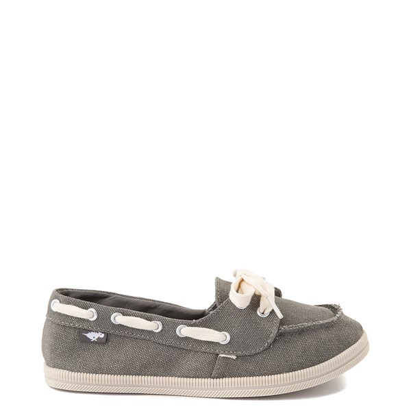 Main view of Womens Rocket Dog Meer Slip On Casual Shoe - Gray