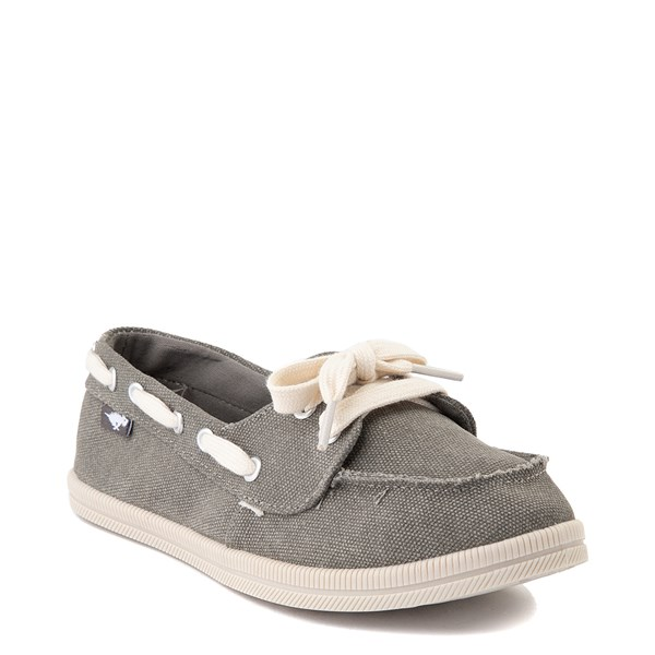alternate view Womens Rocket Dog Meer Slip On Casual Shoe - GrayALT1