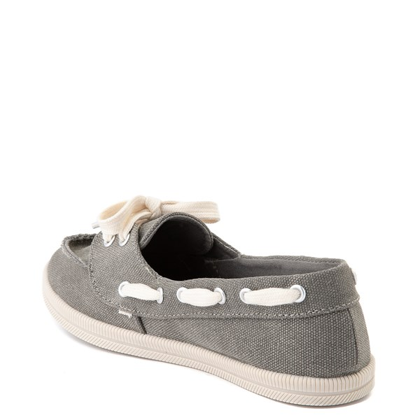 alternate view Womens Rocket Dog Meer Slip On Casual Shoe - GrayALT2