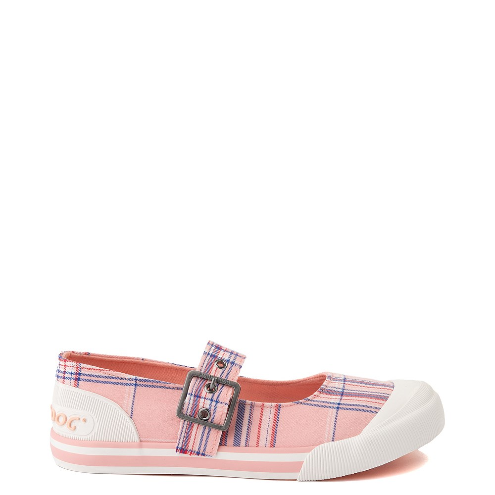 Womens Rocket Dog Jazzin Jane Casual Shoe - Pink