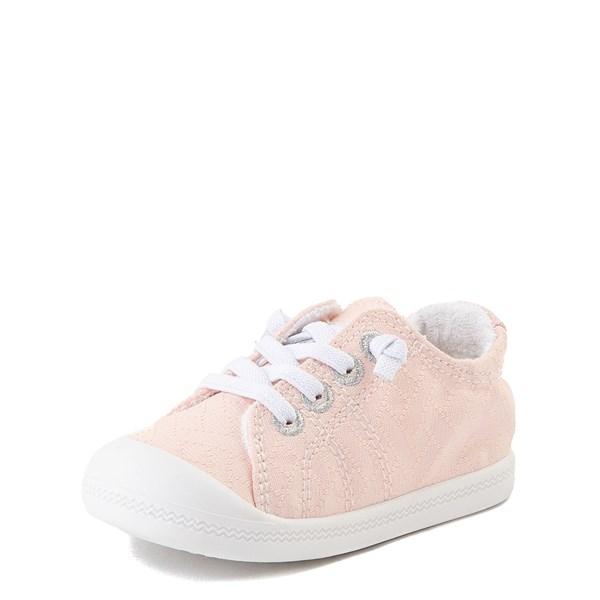 alternate view Roxy Bayshore Casual Shoe - Toddler - PinkALT3