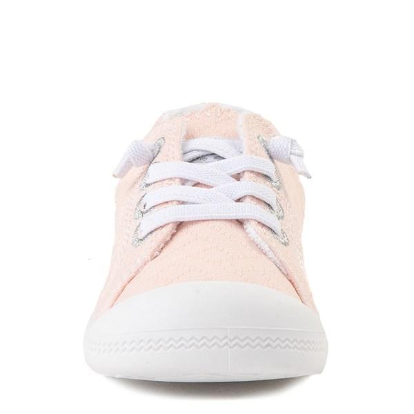 alternate view Roxy Bayshore Casual Shoe - Toddler - PinkALT4