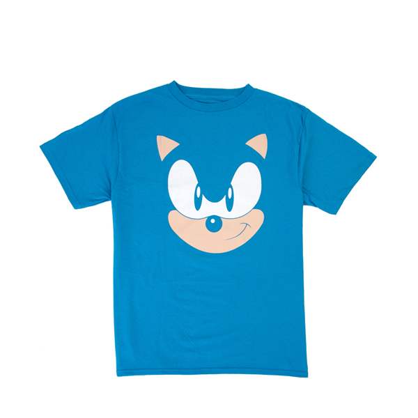 Main view of Sonic the Hedgehog™ Tee - Little Kid / Big Kid - Blue