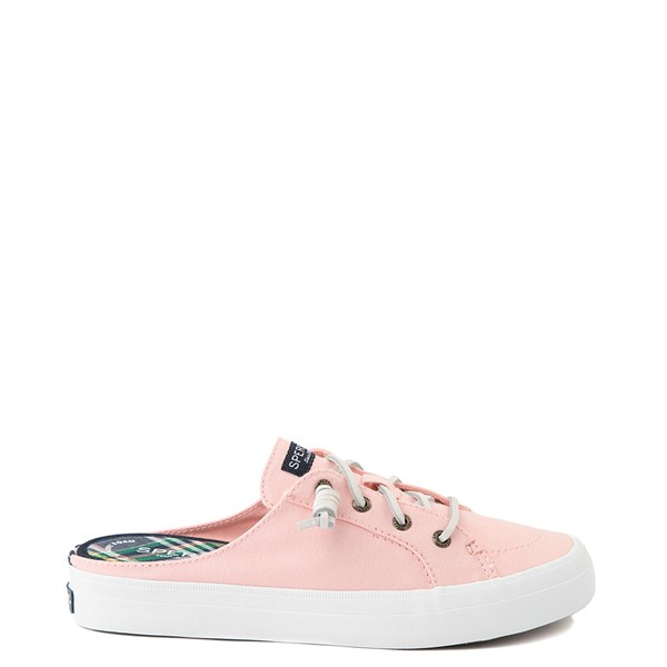 Main view of Womens Sperry Top-Sider Crest Vibe Mule Sneaker - Pink