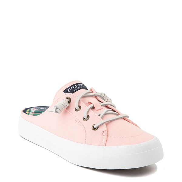 alternate view Womens Sperry Top-Sider Crest Vibe Mule Sneaker - PinkALT1