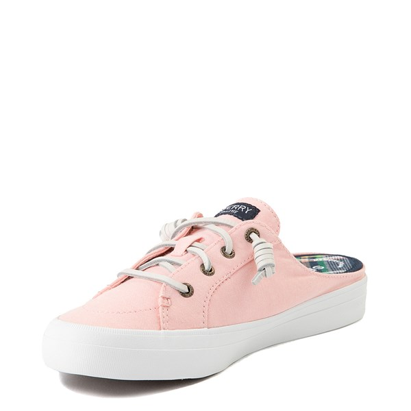 alternate view Womens Sperry Top-Sider Crest Vibe Mule Sneaker - PinkALT3