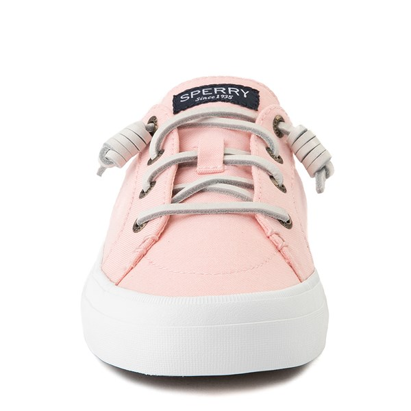 alternate view Womens Sperry Top-Sider Crest Vibe Mule Sneaker - PinkALT4