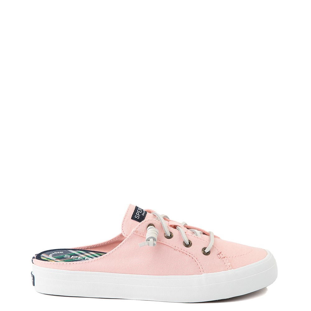Womens Sperry Top-Sider Crest Vibe Mule Sneaker - Pink
