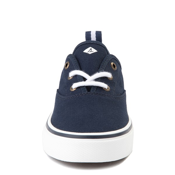 alternate view Womens Sperry Top-Sider Crest Striper Casual Shoe - NavyALT4