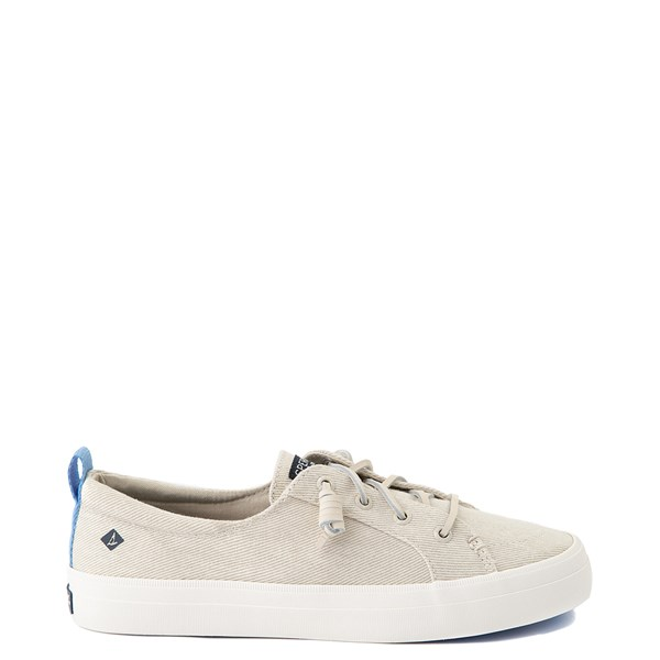 Womens Sperry Top-Sider Crest Vibe Casual Shoe - Off White