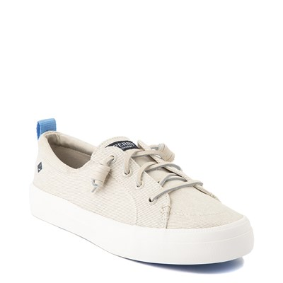 Alternate view of Womens Sperry Top-Sider Crest Vibe Casual Shoe - Off White
