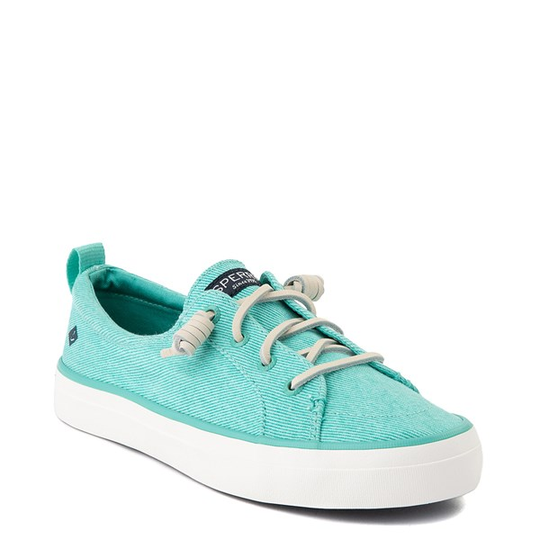 alternate view Womens Sperry Top-Sider Crest Vibe Casual Shoe - MintALT1
