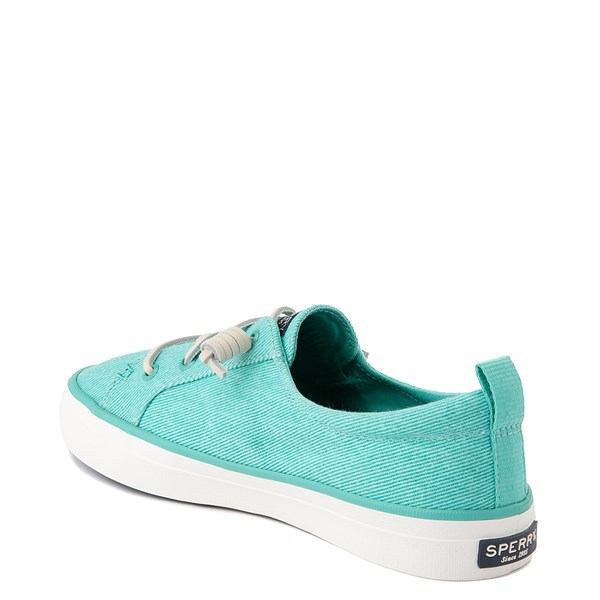 alternate view Womens Sperry Top-Sider Crest Vibe Casual Shoe - MintALT2