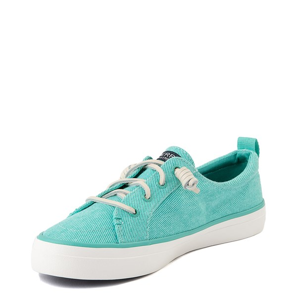 alternate view Womens Sperry Top-Sider Crest Vibe Casual Shoe - MintALT3