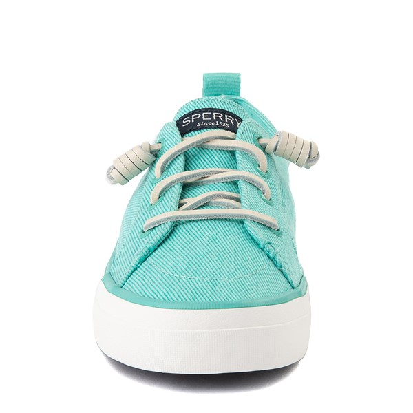 alternate view Womens Sperry Top-Sider Crest Vibe Casual Shoe - MintALT4