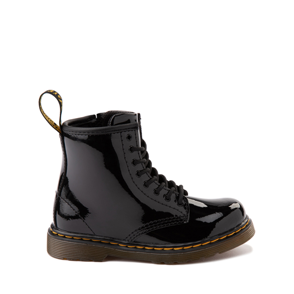 Dr. Martens 1460 8-Eye Patent Boot - Toddler - Black