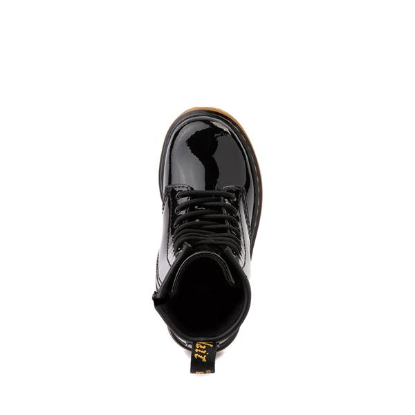 alternate view Dr. Martens 1460 8-Eye Patent Boot - Toddler - BlackALT2