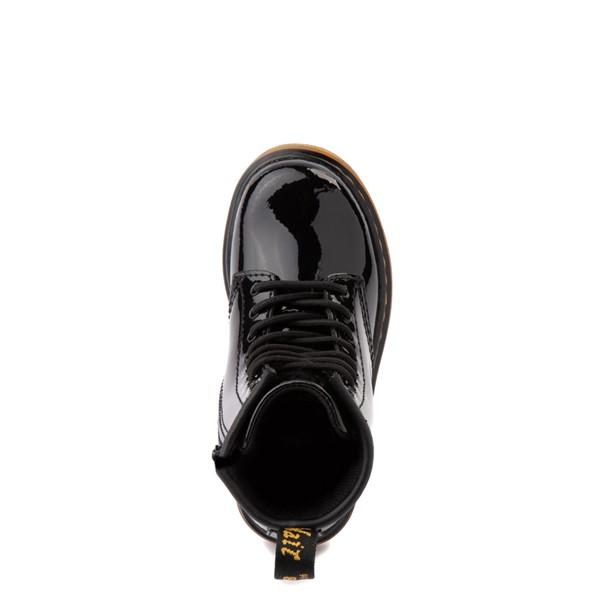 alternate view Dr. Martens 1460 8-Eye Patent Boot - Toddler - BlackALT6