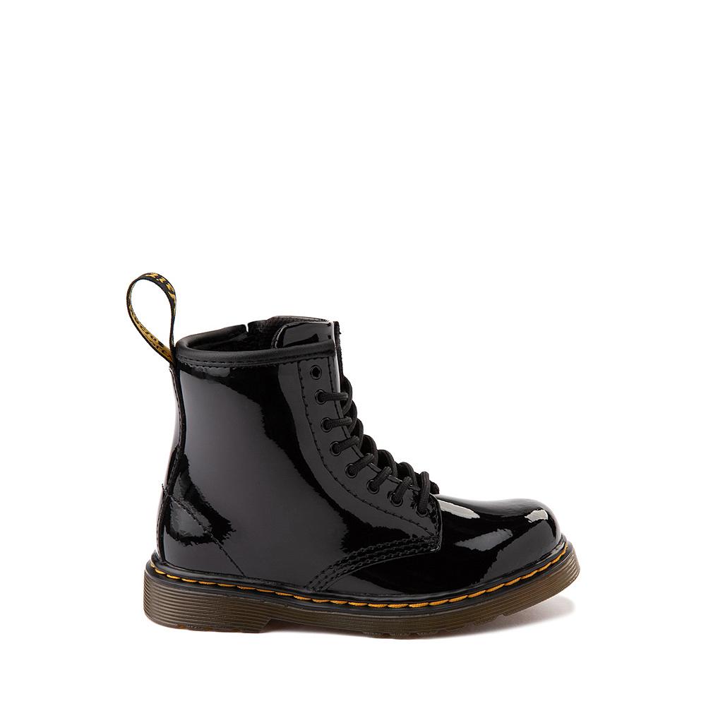Dr. Martens 1460 8-Eye Patent Boot - Toddler - Black