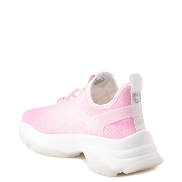 alternate view Womens Steve Madden Myles Slim Sneaker - PinkALT1
