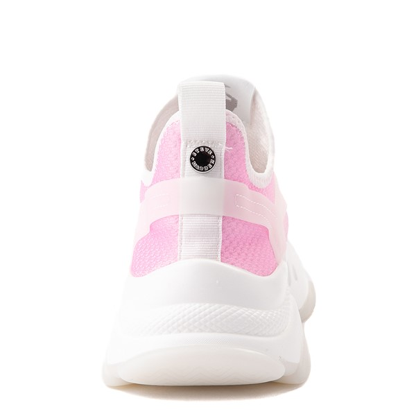 alternate view Womens Steve Madden Myles Slim Sneaker - PinkALT4