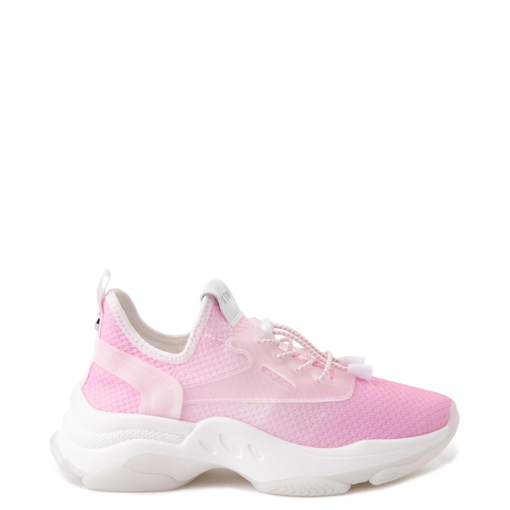 Womens Steve Madden Myles Slim Sneaker - Pink