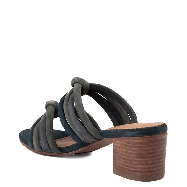 alternate view Womens Crevo Rubie Heel Sandal - Dusty BlueALT2