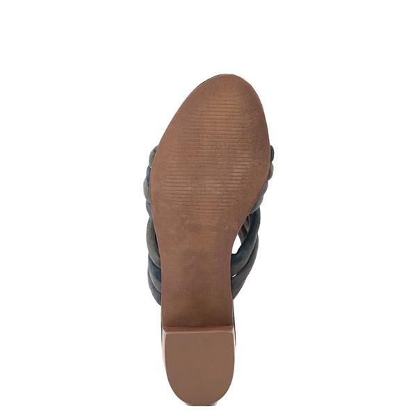 alternate view Womens Crevo Rubie Heel Sandal - Dusty BlueALT5