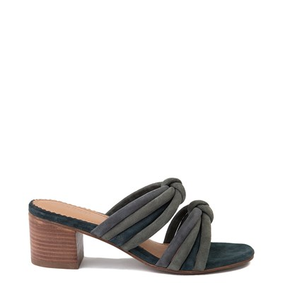 Main view of Womens Crevo Rubie Heel Sandal - Dusty Blue