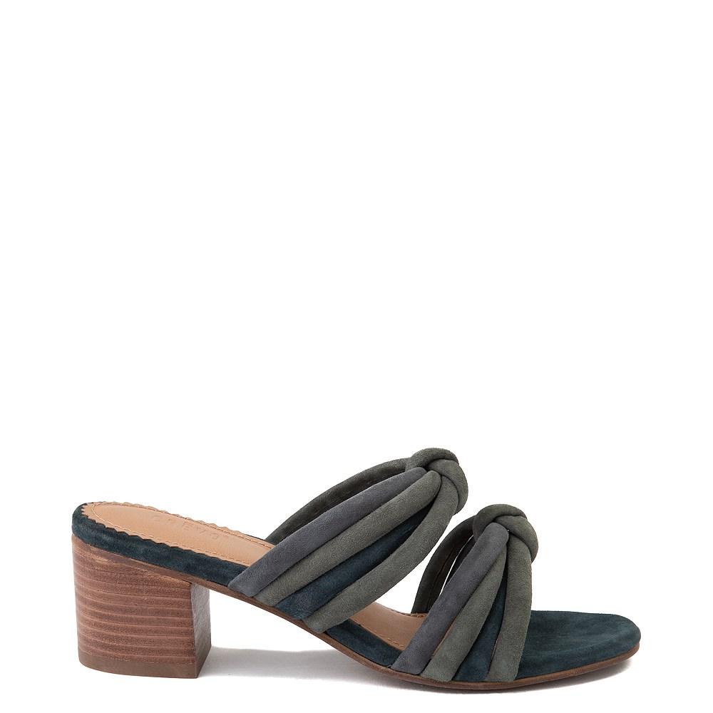 Womens Crevo Rubie Heel Sandal - Dusty Blue