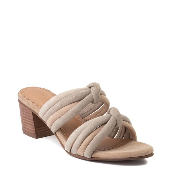 alternate view Womens Crevo Rubie Heel Sandal - TaupeALT1CR2