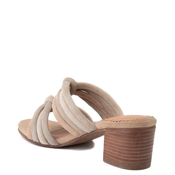 alternate view Womens Crevo Rubie Heel Sandal - TaupeALT2