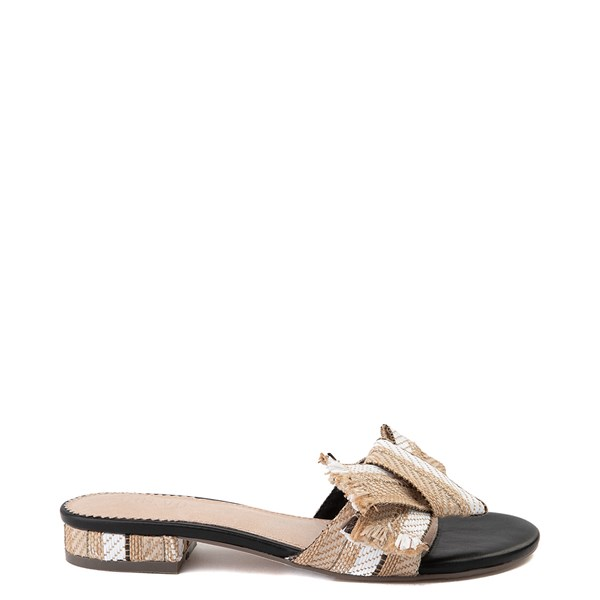 Womens Crevo Safron Slide Sandal - Natural / Multicolor