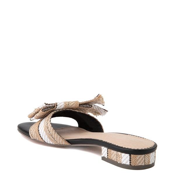 alternate view Womens Crevo Safron Slide Sandal - Natural / MulticolorALT2