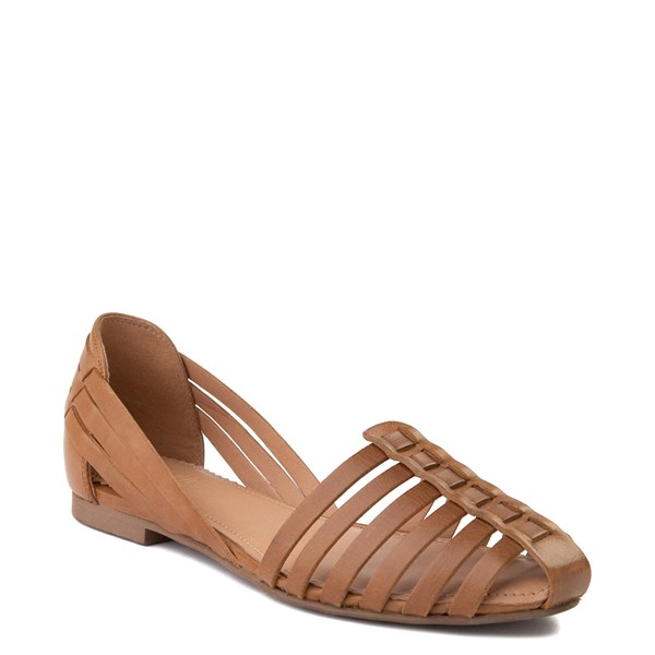 alternate view Womens Crevo Sidney Sandal - ChestnutALT1