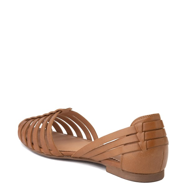 alternate view Womens Crevo Sidney Sandal - ChestnutALT2