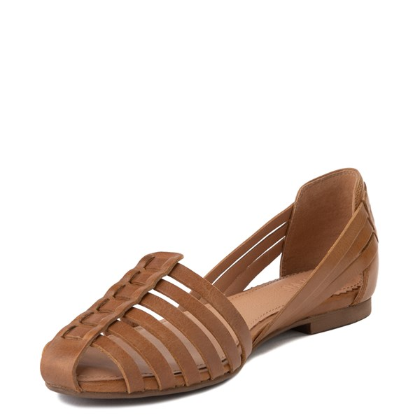 alternate view Womens Crevo Sidney Sandal - ChestnutALT3